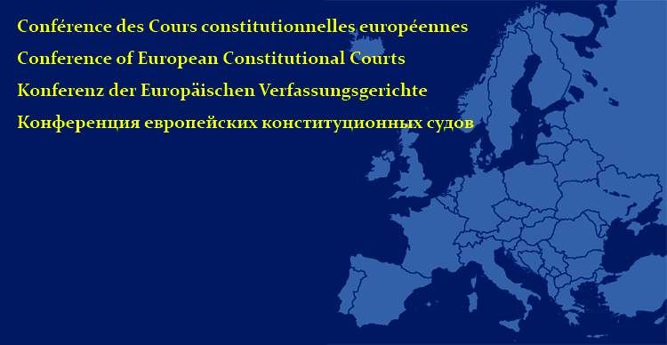 Czech Constitutional Court elected to host the XVIII Congress of CECC
